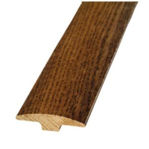 Bruce Antique Red Oak 1/2 in. Thick x 2 in. Wide x 78 in. Long T Molding