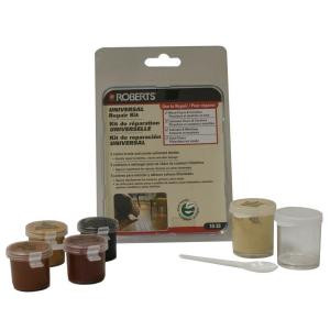 Roberts Universal Flooring, Counter, Cabinet and Furniture Repair Kit-Use with Wood, Laminate or Vinyl