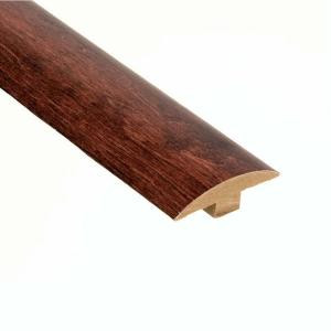 Home Legend Maple Saddle 3/8 in. Thick x 2 in. Wide x 78 in. Length Hardwood T Moulding