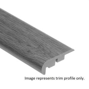 Coastal Grey Oak 5/16 in. Thick x 2-3/4 in. Wide x 94 in. Length Hardwood Stair Nose Molding
