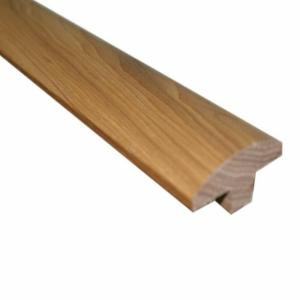 Millstead Vintage Hickory Natural 3/4 in. Thick x 2 in. Wide x 78 in. Length Hardwood T-Molding