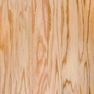 Millstead Red Oak Natural 3/8 in. Thick x 3-3/4 in. Wide x Random Length Engineered Click Hardwood Flooring (24.4 sq. ft. / case)