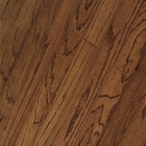 Bruce Oak Saddle 3/8 in. Thick x 3 in. Wide x Random Length Engineered Hardwood Flooring (25 sq. ft./case)