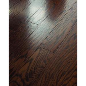 Shaw 3/8 in. x 5 in. Subtle Scraped Ranch House Country Oak Engineered Hardwood Flooring (19.72 sq. ft. / case)