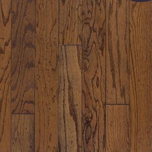Bruce Rustic Oak Antique 3/8 in. Thick x 5 in. Wide x Random Length Engineered Hardwood Flooring (25 sq. ft. /case)
