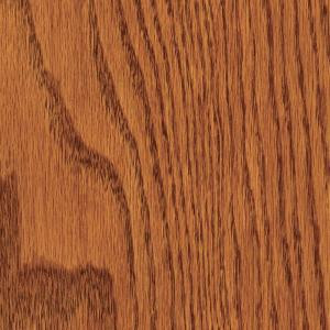 Home Legend Wire Brushed Red Oak Gunstock 3/8 in. Thick x 5 in. Width x Random Length Hardwood Flooring (25.50 sq.ft/case)