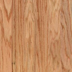 Mohawk Oakhurst Natural 3/8 in. Thick x 3 in. Wide x Random Length Engineered Hardwood Flooring(28.25 sq.ft./ case)