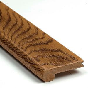 Bruce Ponderosa Oak 3/4 in. Thick x 2 3/4 in. Wide x 78 in. Long Stair Nose Molding