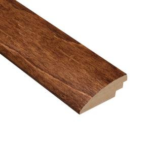 Home Legend Fremont Walnut 3/4 in. Thick x 2 in. Wide x 78 in. Length Hardwood Hard Surface Reducer Molding