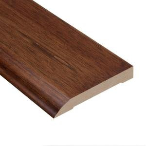 Home Legend Pacific Acacia 1/2 in. Thick x 3-1/2 in. Wide x 94 in. Length Hardwood Wall Base Molding
