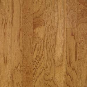 Bruce Hickory Autumn Wheat 3/4 in. Thick x 3 1/4 in. Wide Random Length Solid Hardwood Flooring (22 sq. ft. / case)