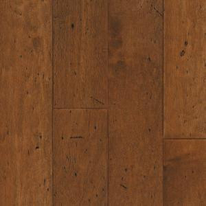 Bruce Cliffton Ponderosa Maple 3/8 in. Thick x 5 in. Wide x Random Length Engineered Hardwood Flooring 25 sq.ft/case