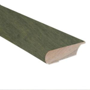 Millstead Maple Platinum 3 in. Wide x 78 in. Length Lipover Stairnose Molding (Use with 3/8 in. Thick Click Floors)
