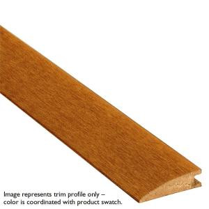 Bruce Falcon Brown 3/8 in. Thick x 1 1/2 in. Wide x 78 in. Long Reducer Molding