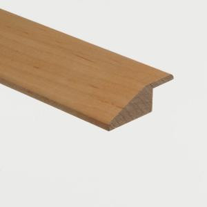 Zamma Maple Natural 3/8 in. Thick x 1-3/4 in. Wide x 94 in. Length Hardwood Multi-Purpose Reducer Molding