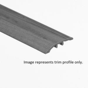 Mocha Oak HS 3/8 in. Thick x 1-3/4 in. Wide x 94 in. Length Hardwood Multi-Purpose Reducer Molding