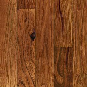 Millstead Oak Gunstock 1/2 in. Thick x 3 in. Wide x Random Length Engineered Hardwood Flooring (24 sq. ft. / case)