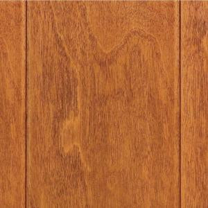 Home Legend Hand Scraped Maple Sedona 3/8 in. Thick x 4-3/4 in.Wide x 47-1/4 in. Length Click Lock Hardwood Flooring(24.94 sq.ft/cs)