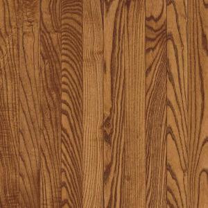 Bruce Gunstock Oak 3/4 in. Thick x 2-1/4 in. Wide x Random Length Solid Hardwood Flooring (20 sq. ft./case)