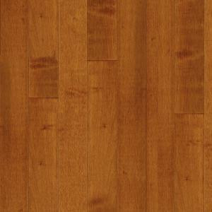 Bruce Cinnamon Maple 3/4 in. Thick x 2-1/4 in. Wide x Random Length Solid Hardwood Flooring (20 sq. ft. /case)