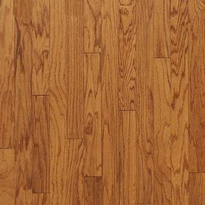 Bruce Town Hall Oak Butterscotch 3/8 in. Thick x 3 in. Wide x Random Length Engineered Hardwood Flooring 30 sq. ft./case