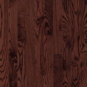 Bruce Laurel Oak Cherry 3/4 in. Thick x 2-1/4 in. Wide x 84 in. Length Solid Hardwood Flooring (20 sq. ft./case)