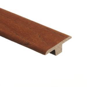 Zamma Ash Gunstock 3/8 in. Thick x 1-3/4 in. Wide x 94 in. Length Hardwood T-Molding