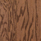 Bruce ClickLock 3/8 in x 3 in. x Random Length Woodstock Oak Hardwood Flooring 22 sq. ft./case