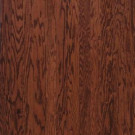 Bruce 3/8 in. x 3 in. x Random Length Engineered Oak Cherry Hardwood Floor (30 sq. ft./case)