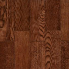 Bruce Bordeaux Oak Solid Hardwood Flooring - 5 in. x 7 in. Take Home Sample
