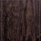 Home Legend HS Oak Espresso Click Lock Hardwood Flooring - 5 in. x 7 in. Take Home Sample