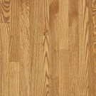 Bruce Oak Seashell Solid Hardwood Flooring - 5 in. x 7 in. Take Home Sample