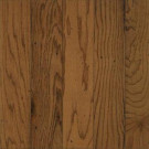 Bruce Ponderosa Oak Click Hardwood Flooring - 5 in. x 7 in. Take Home Sample