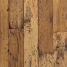 Bruce Clifton Exotics Antique Natural Hickory Engineered Hardwood Flooring - 5 in. x 7 in. Take Home Sample