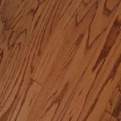 Bruce Hillden 3/8in x 5 in. x Random Length Gunstock Oak Engineeered Hardwood Flooring 25 sq.ft./case