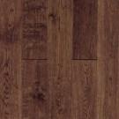 Robbins 3/4 in. x 5 in. Standard Length Longford Vintage Brown 21.70 sq. ft. Solid Hardwood