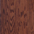 Bruce ClickLock 3/8 in x 3 in. x Random Length Cherry Oak Hardwood Flooring 22 sq. ft./case