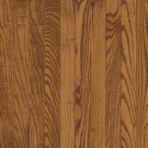 Bruce Abbington Gunstock Premium White Oak Solid Hardwood Flooring - 5 in. x 7 in. Take Home Sample