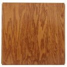 Ludaire Speciality Tile Red Oak Gunstock 12 in. x 12 in. Engineered Hardwood Tile Flooring (18 sq. ft. / case)