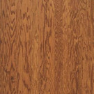 Bruce 3/8 in. x 5 in. x Random Length Engineered Oak Gunstock Hardwood Floor (30 sq. ft./case)