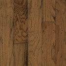 Bruce Distressed Oak Gunstock 3/8 in. Thick x 5 in. Wide Random Length Engineered Hardwood Flooring (25 sq. ft./Case)