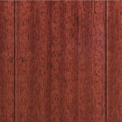 Home Legend HG Santos Mahogany Click Lock Hardwood Flooring - 5 in. x 7 in. Take Home Sample