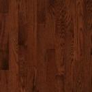 Bruce American Originals Deep Russet Oak 3/8 in. Thick x 3 in. Wide Engineered Click Lock Hardwood Flooring (22 sq. ft. /case)