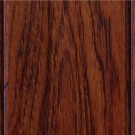 Home Legend Hand Scraped Hickory Tuscany Click Lock Hardwood Flooring - 5 in. x 7 in. Take Home Sample
