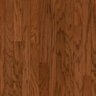 Bruce 3/8 in. x 3 in. x Random Length Engineered Oak Gunstock Hardwood Floor (30 sq. ft./case)