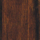 Home Legend Strand Woven Java Click Lock Bamboo Flooring - 5 in. x 7 in. Take Home Sample