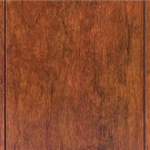 Hampton Bay Keller Cherry Laminate Flooring- 5 in. x 7 in. Take Home Sample