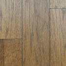 Millstead Artisan Hickory Sepia Engineered Hardwood Flooring - 5 in. x 7 in. Take Home Sample