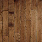Bruce Antique Oak Solid Hardwood Flooring - 5 in. x 7 in. Take Home Sample