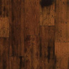 Bruce Clifton Exotics Copper Kettle Cherry Engineered Hardwood Flooring - 5 in. x 7 in. Take Home Sample